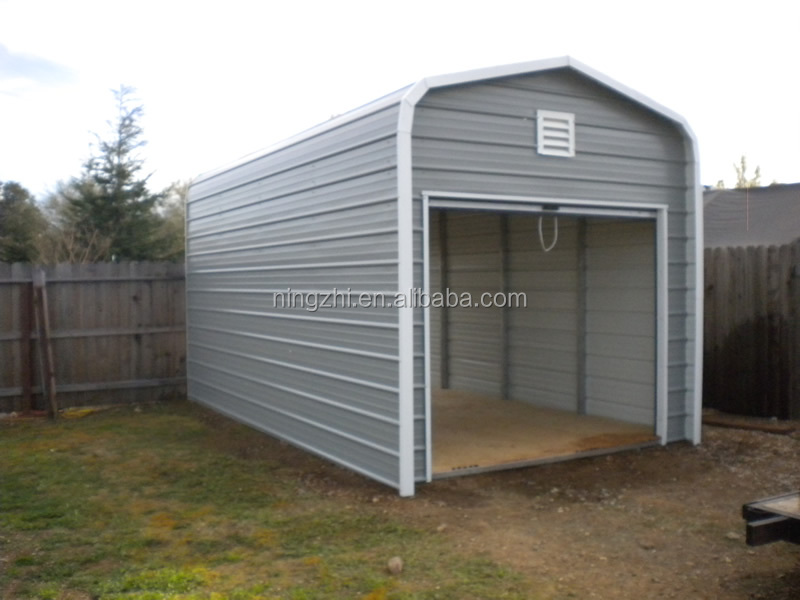 Manufacturer Portable Garages : Portable steel garage car storage building