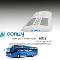 mid Bus Air Conditoning AC32 for 11-12m Hybrid Vehicle