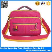 Manufacture 2015 trendy sling bag women wholesale handbag china