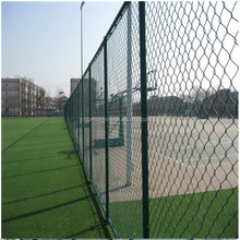 School fence Playground fence Used chain link fence for sale factory price (china manufacturer)