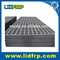 FRP pultruded grating for plant protection /FRP grille 50mm*50mm*thickness 25mm