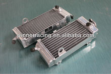 alloy aluminum radiator for Yamaha YZ125 2-STROKE 1989-1992