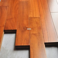 factory price natural prefinished indonesia solid teak wood flooring