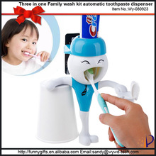 Latest toothpaste holder squeezer new innovations design