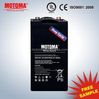 2v 12v 24v 48v Gel Deep Cycle battery 500ah Solar batteries bank