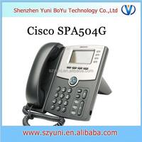 SPA504G Cisco 4 Line IP Phone SPA 504 VoIP Phone