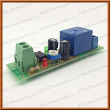 5V operating 10A capacity 0 to 60 seconds Time Delay Off Relay Module