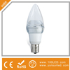 high quality and high power low wattage 5w led bulb E14