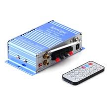 HIFI power Stereo Car Amplifier Car USB/SD/FM/DVD/CD/MP3 Remote Control Digital Car Audio Amplifier