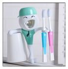 Nova dental distribuidor automático titular escova define, escova de dentes da família conjuntos