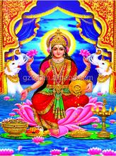 India God 3D lenticuar picture/Depth 3D effect religion picture