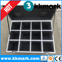 flight road case for Elation High Power RGB-WA LED lighting