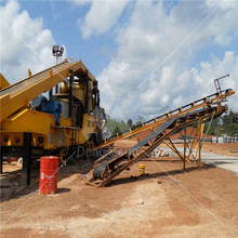 cost of mobile crushing plant china wheeled type best price