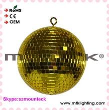 Good Quality Cheap Wedding Decorations Shiny Custom Disco Lights Mirror Ball