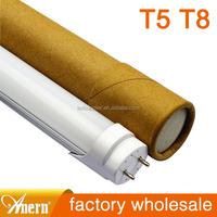 Economical 2835 SMD Chip CE 1.5m high lumen led tube t8 6500k 20w