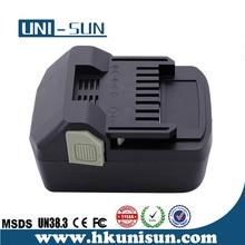 Super power China dewalt power tools battery 14.4v Ni-CD/Ni-MH 1.5A