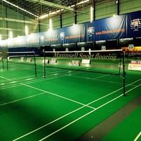 Vinyls Sports Surface for Badminton court Sports Flooring/Mats