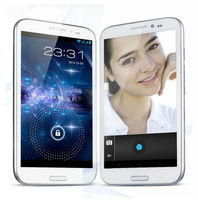 2013 New 5.7 Inch MTK6577 dual sim phone Android 4.1