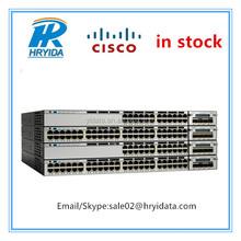 NEW Sealed Cisco WS-C3850-24P-S 24 10/100/1000 Ethernet PoE+ ports Switch
