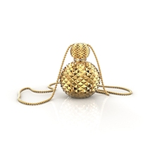 MUB 2015 Christmas day best gift for lovers or children perfume bottle necklace