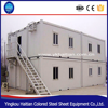 2016 prefab accommo flat roof expandable container house for sale