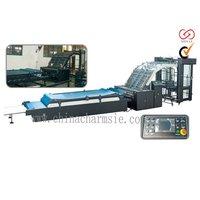 GIGA LXFMZ Fully Automatic Paper Flute Laminating Machine Price Good