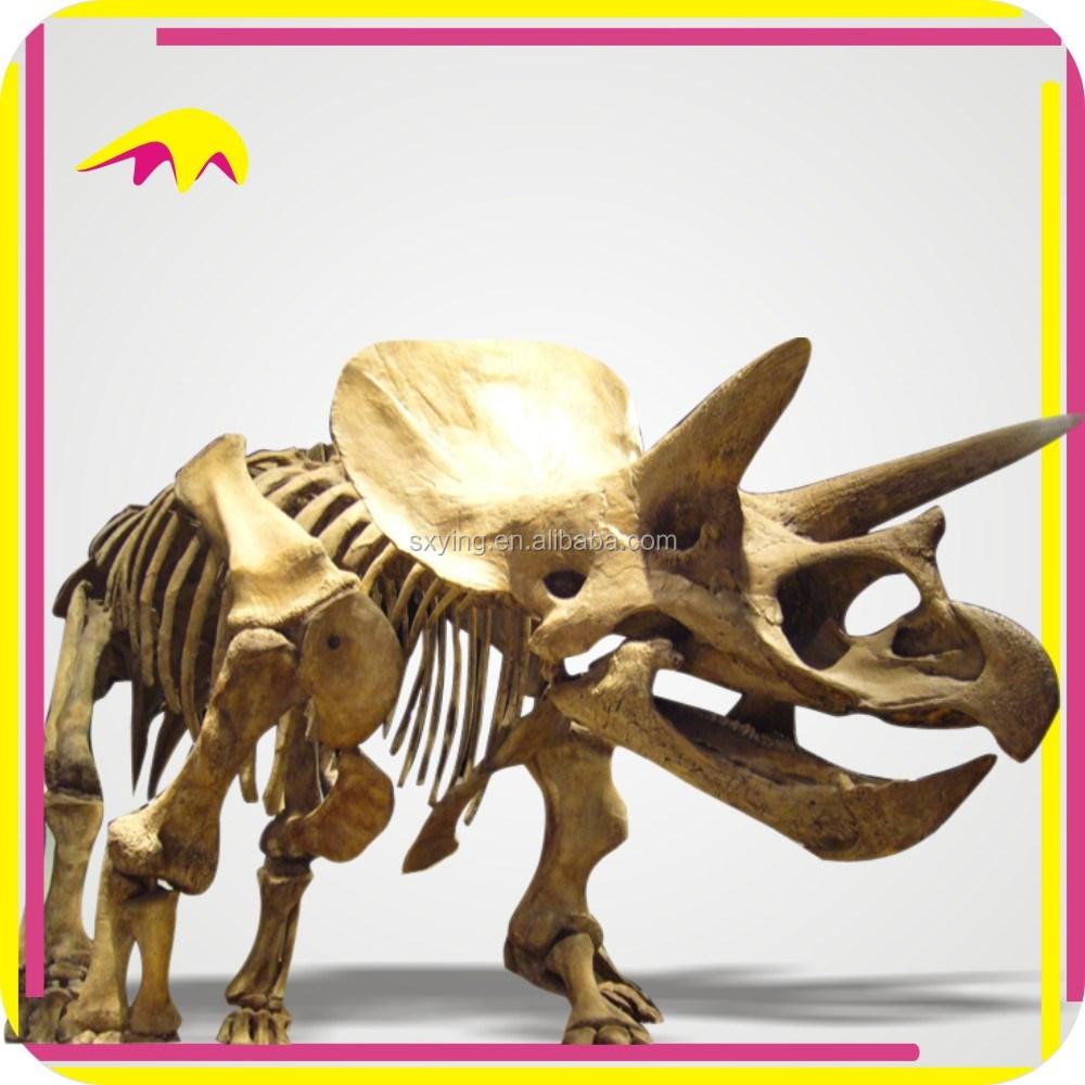 fake dinosaur fossil