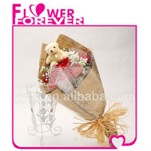 Real Touch Rose Wedding Souvenirs Jakarta
