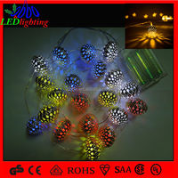 small battery operated led light string 2014