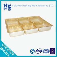 Food Grade Cupcake Packaging Box Take-away Packaging blister Box For Bread Cookies And High Quality Plastic Tea Box For Packing
