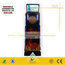 Online dart game machine for soft tips with WIFI and internet hot sell!