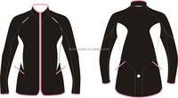 WINDCHILL Windproof Breathable cycle fleece jacket motorcycle auto racing wear women cycling jacket