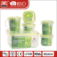 portable storage plastic oil airline food 5kg plastic containers