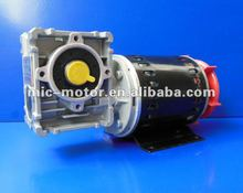 Micro worm gearbox reducer motor for press flour machine 916