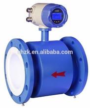 kent digital de agua a gas temperamento densidad del líquido medidor de flujo magnético