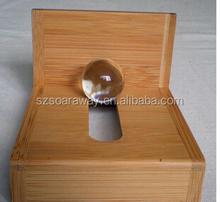 Tabletop Bamboo Namecard Holder - Buy Namecard Holder