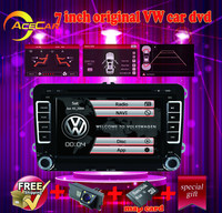 7 inch original RNS510 Car dvd for vw passat beetle touareg 2006-2015 support Canbus wifi+OPS+IPAS function