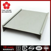 Competitive price powder coated different types of aluminum