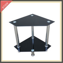 corner table furniture high end table lamps wooden folding side table ST009