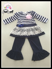 yawoo wholesale baby clothing in los angeles lace ruffle clothing manufacturers in turkey flower valentine's day outfits sets