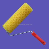 Texture pea foam roller,germany foam