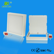 the best light led for factory popular led light panel 6w with ce rohs tuv certification