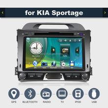 <YZG>Auto Electronics Radio GPS Navigation Car Stereo gps for KIA Sportage