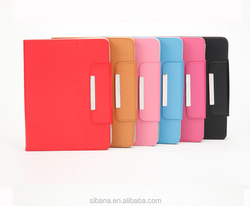 7 inch universal tablet leather case