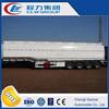 CLW 4 axles 50000L tank volume semi trailer 11,000gallon semitrailer with 5 compartment