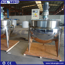 KUNBO Steam Outdoor Cooking Kettles Mixer for Sale