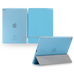 Front and Back Case for iPad Air 2 , For iPad Air 2 Case High Quality