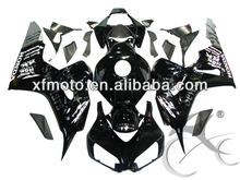 For Honda CBR1000RR CBR1000 2006-2007 Black Injection ABS Fairing Body Work