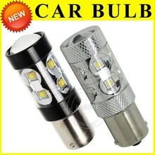 DC 10v-30v lighting products S25/1156/1157 motorcycle fog led lamp for trucks vans cars bus