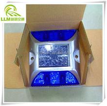 Wholesale double side LED high brightness aluminum solar road stud